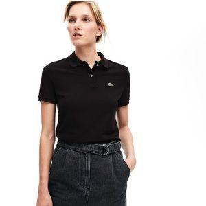 LACOSTE classic fit cotton polo